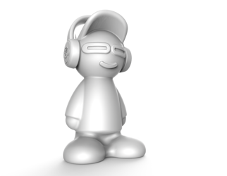 Beat Boy BBL10 - świecący głośnik o mocy 30 watów