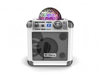 Party Cube BC10 - głośnik Bluetooth 50W + mikrofon przewodowy