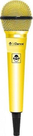 Mikrofon CLM10 - złoty mikrofon przewodowy