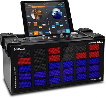 Party Box XD25 - konsola DJ 300W